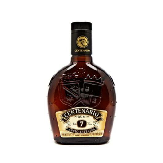 Centenario 7 years Anejo Especial rum 0,7L 40%