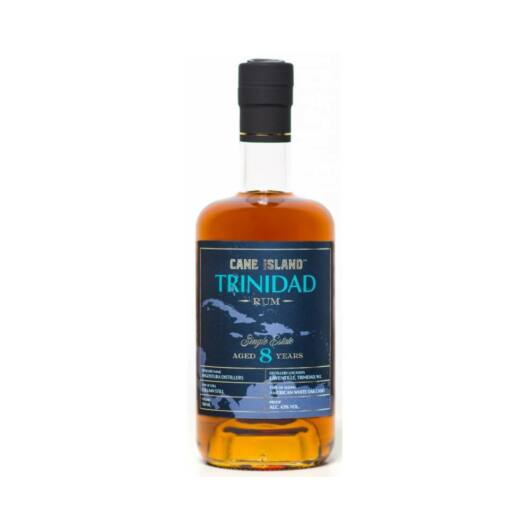 Cane Island Dominica 5 years Single Estate rum 0,7 43%