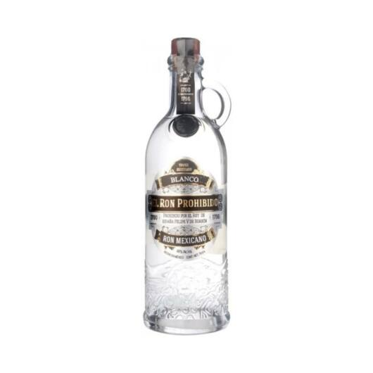 Prohibido Rum Blanco 0,7 40%