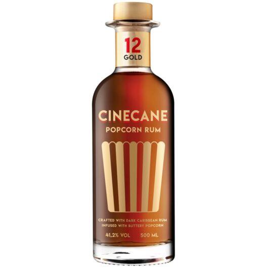 Cinecane Popcorn Gold Rum 41,2% 0,7