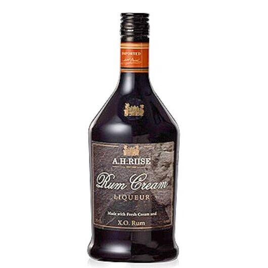 A.H. Riise Rum Cream liqueur 17% 0,7