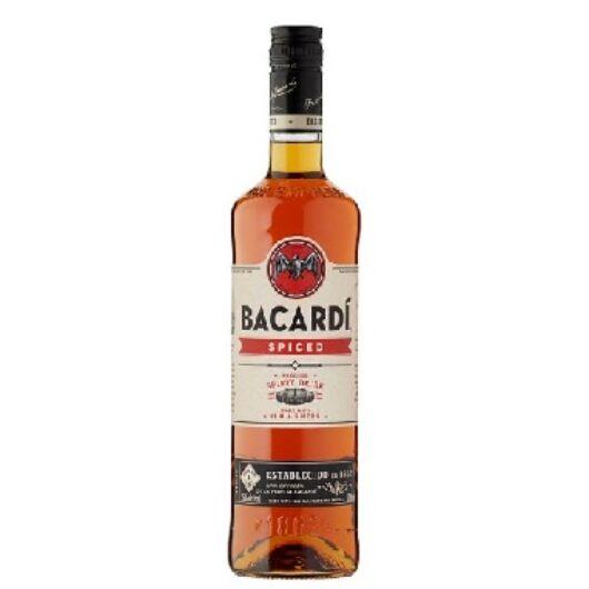 Bacardi Spiced 0,7 35%