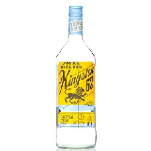 Kingston 62 Jamaica White Rum 0,7 40%