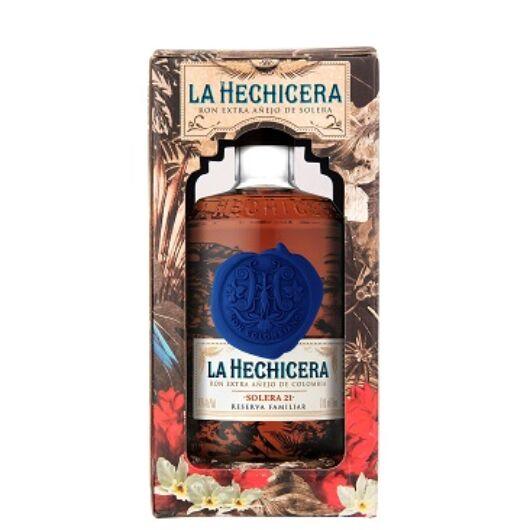 La Hechicera Solera 21 40% pdd. 0,7