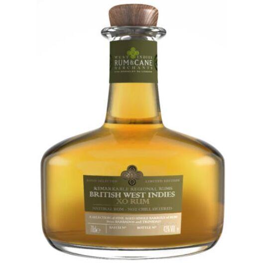 Rum Regions - British West Indies XO - 0,7L (43%)