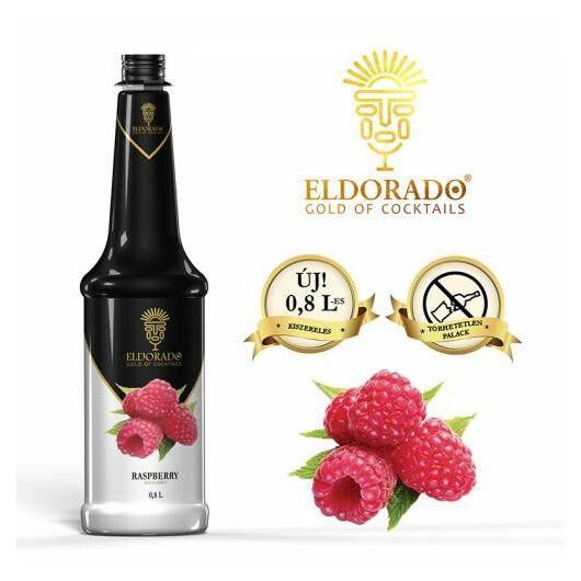Eldorado Málna szirup 0,8 L
