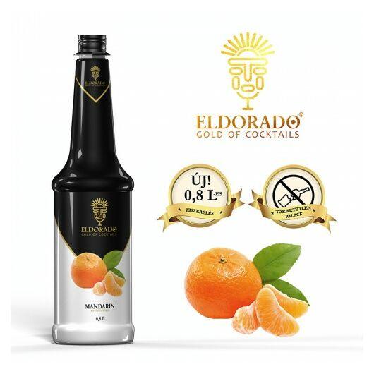 Eldorado mandarin szirup 0,8