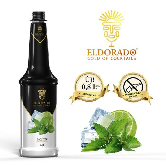 Eldorado Mojito szirup 0,8 L