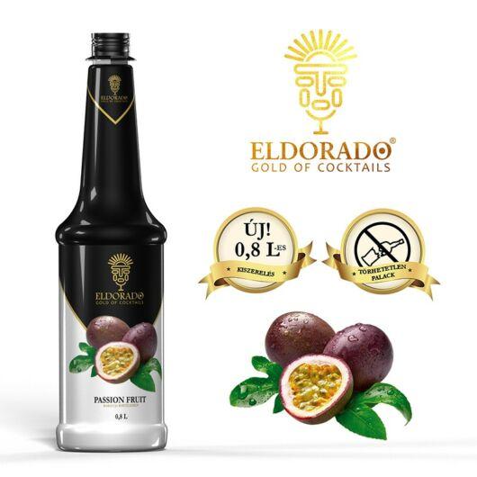 Eldorado Passion fruit szirup (maracuja) 0,8 L