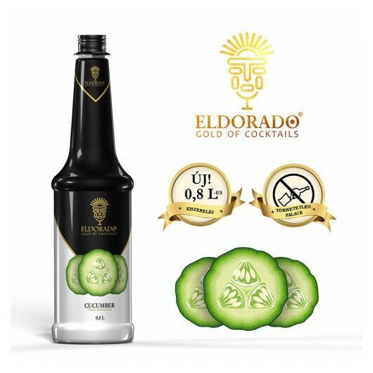 Eldorado uborka szirup 0,8