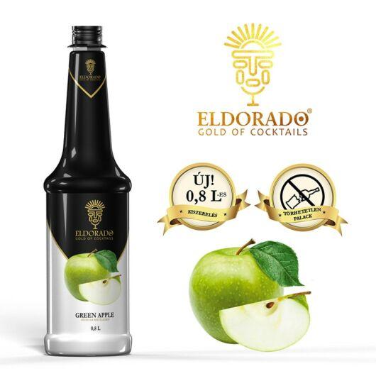 Eldorado Zöldalma szirup 0,8 L