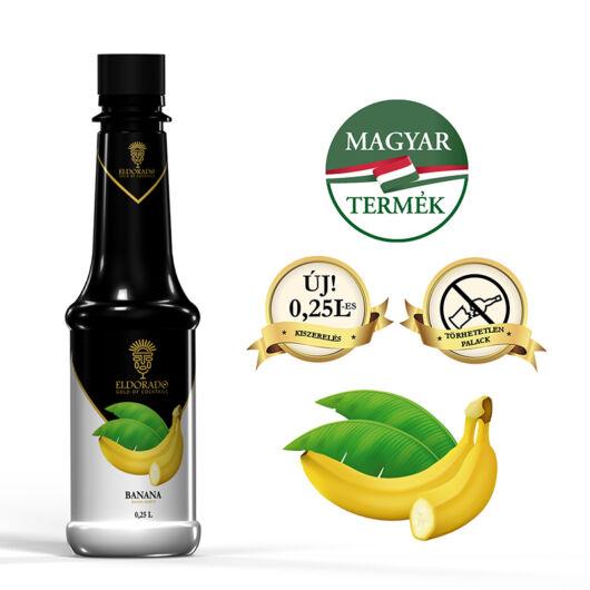 Eldorado Banán szirup 0.25 L
